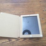 Recycled Cardboard iPad Cases