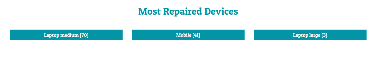 most_repaired_devices